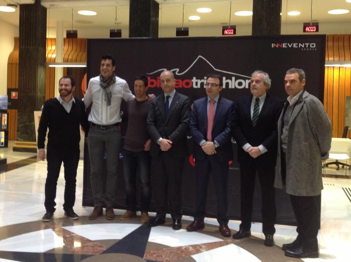 Atkinson, Agirresarobe, Gomes y Schulz, rivales a batir en el IV Bilbao Triathlon