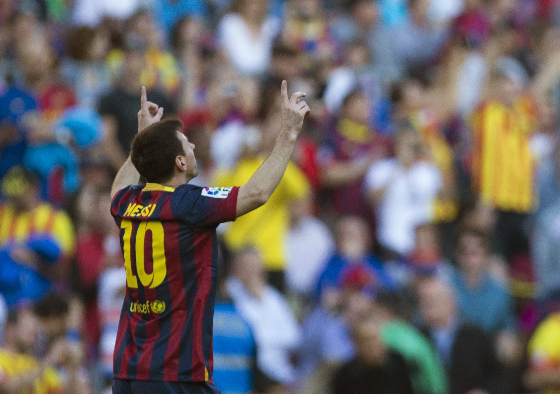 Bartomeu afirma que «Messi no está en venta. Próximamente habrá renovación»