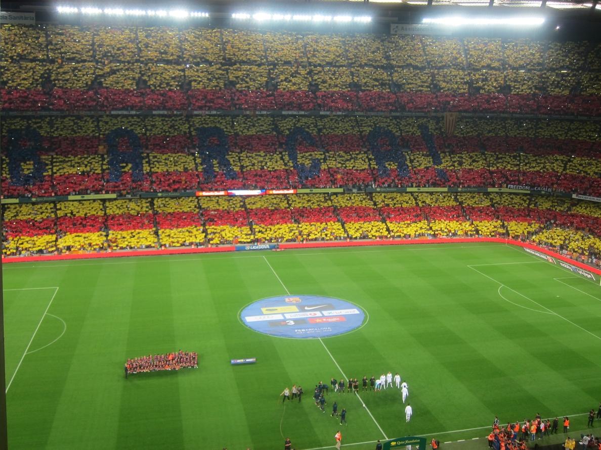 El Camp Nou llega a los 1.000 partidos de Liga a diez días de saber su futuro