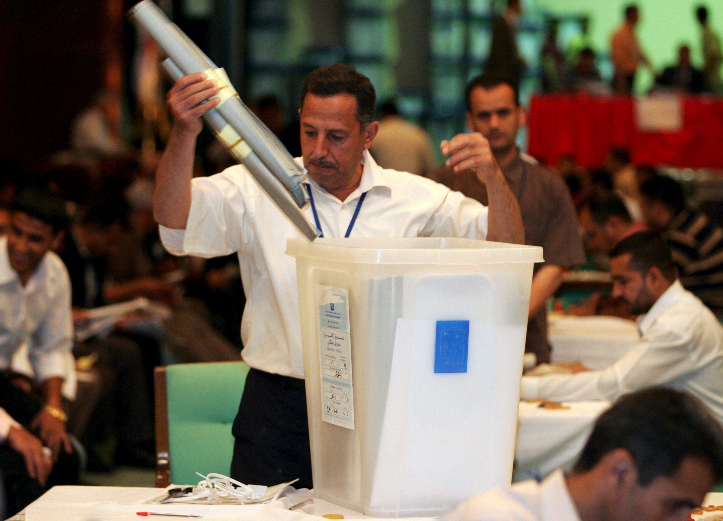 La Comisión Electoral iraquí dimite por supuestas presiones