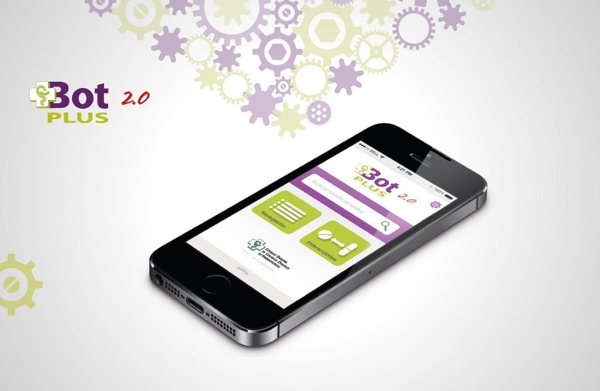 El Consejo General de Colegios Oficiales de Farmacéuticos crean una aplicación móvil con información sobre medicamentos