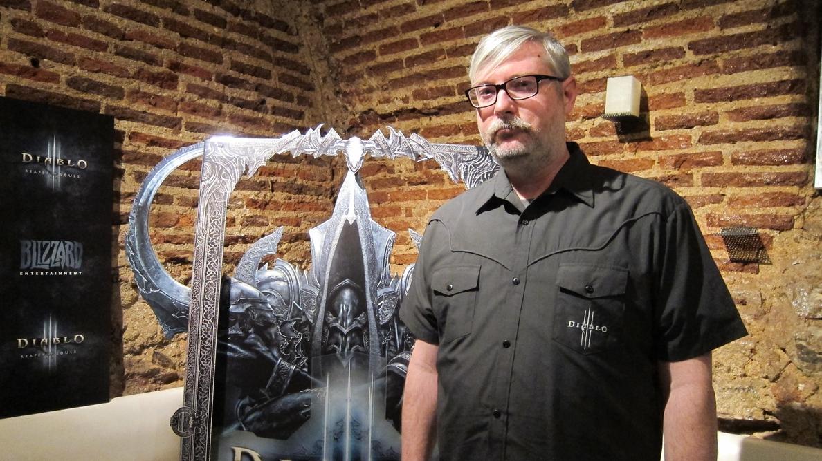 Jesse McCee, diseñador jefe de Diablo III: «Con Reaper of Souls hemos hecho grandes cambios»