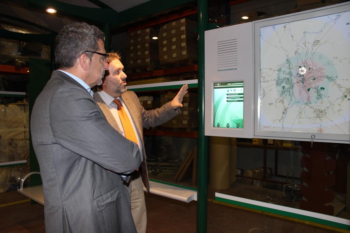 Limones destaca Alcalá como el «espacio idóneo para el desarrollo del proyecto Alcalá+i»