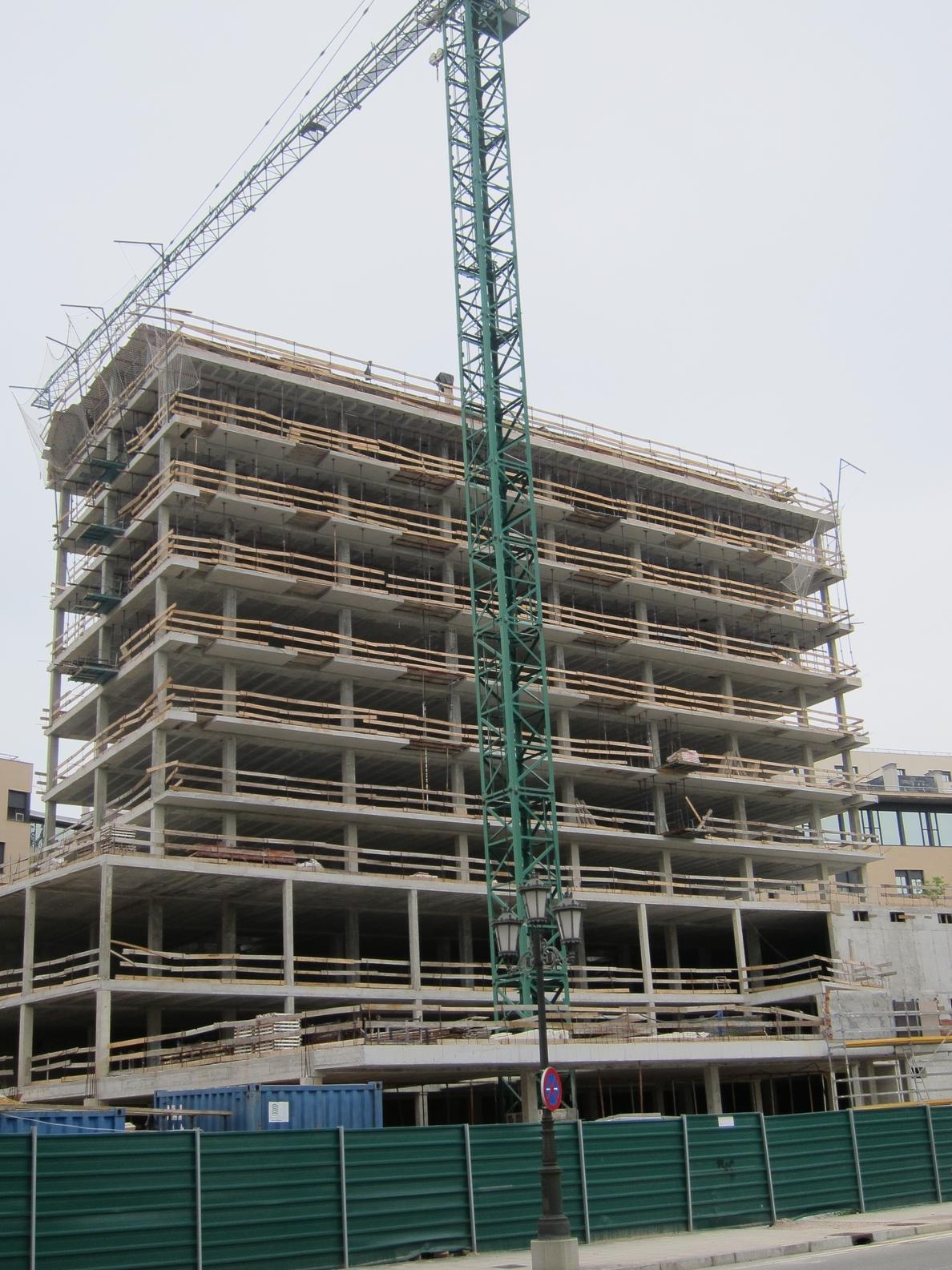 MCA-UGT alerta sobre la grave situación del sector de construcción en Asturias y reclama un plan de choque