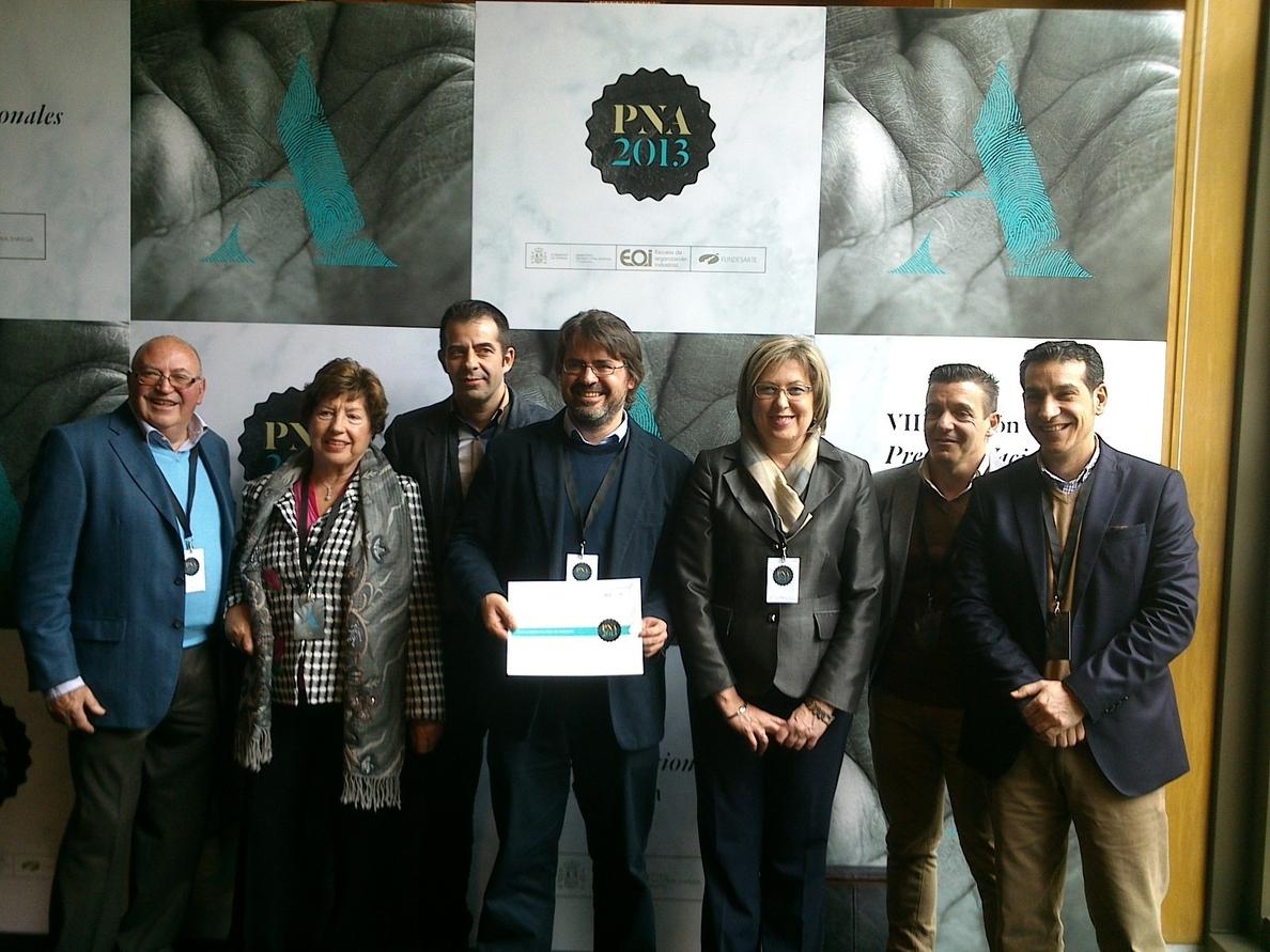 El taller cordobés »Meryan», finalista del Premio Nacional de Artesanía al conjunto de una obra consolidada