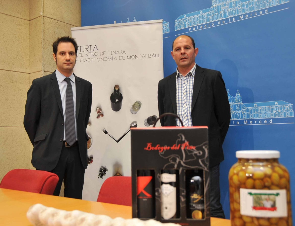 Montalbán busca afianzar el éxito de su Feria del Vino de Tinaja y Gastronomía, con apoyo de la Diputación