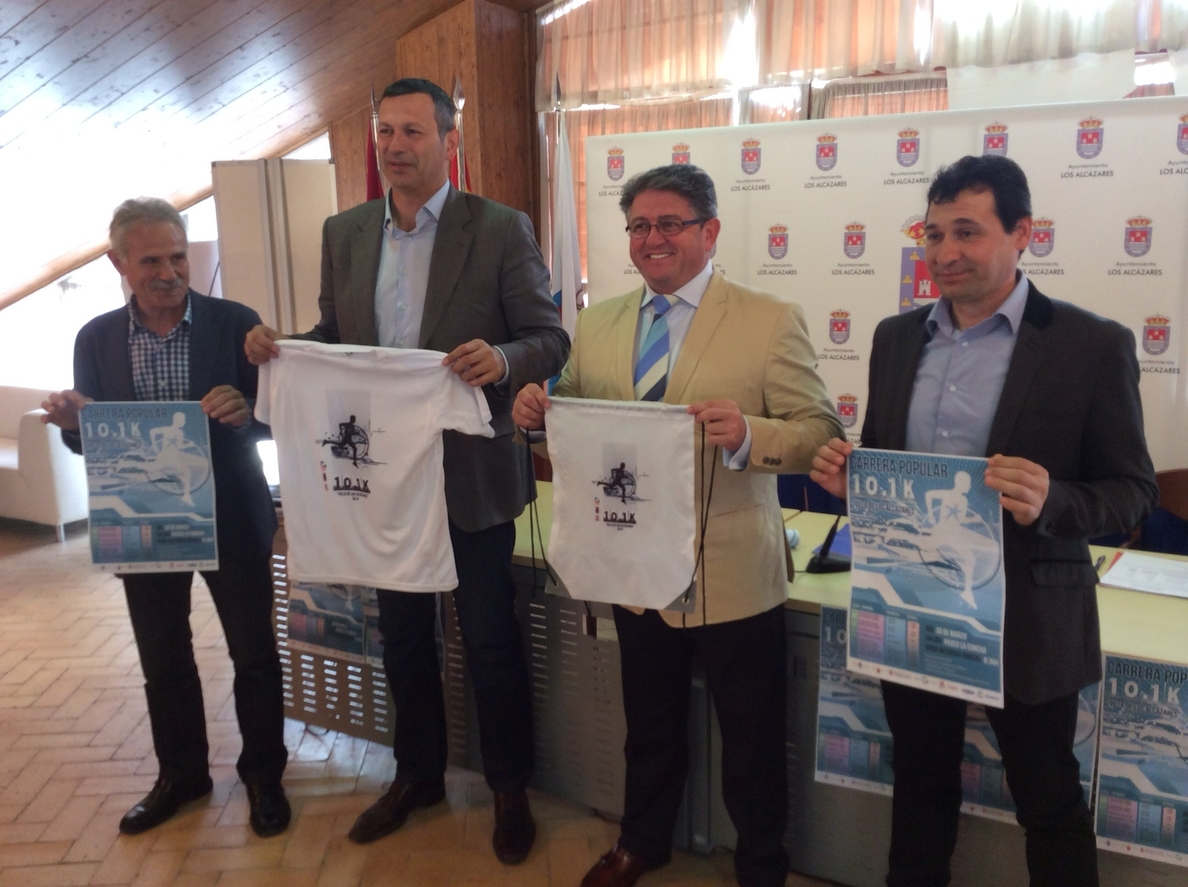 Organizan este domingo la nueva edición de la Carrera Popular »Villa de Los Alcázares»
