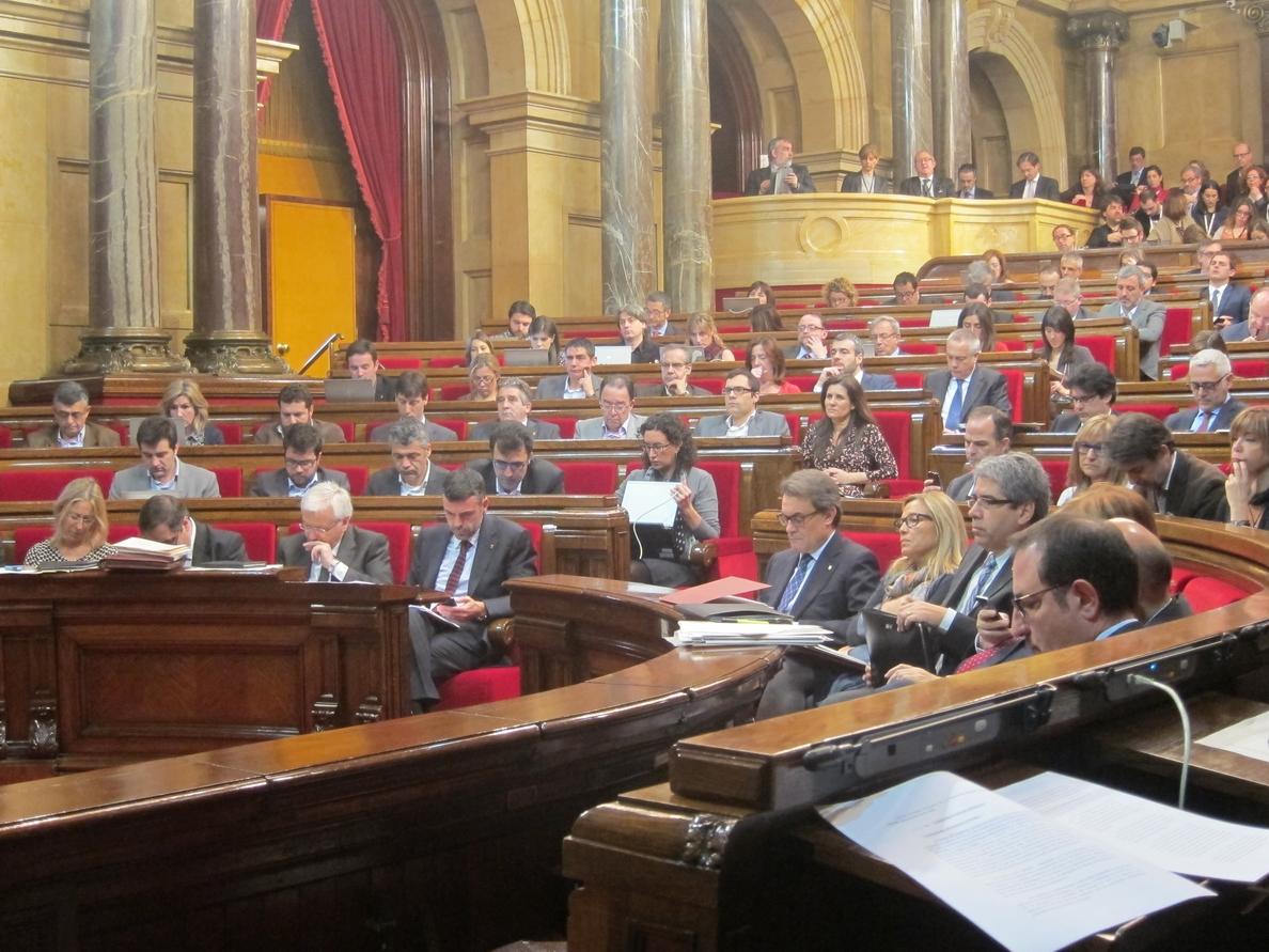 El Parlamento catalán designará este miércoles a los diputados que la defenderán en el Congreso