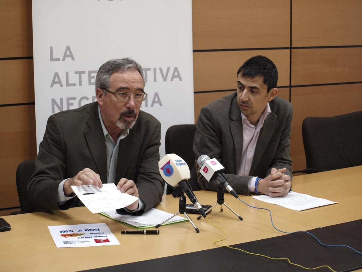 UPyD Murcia pide la elaboración de la Relación de Puestos de Trabajo (RPT) del Consistorio