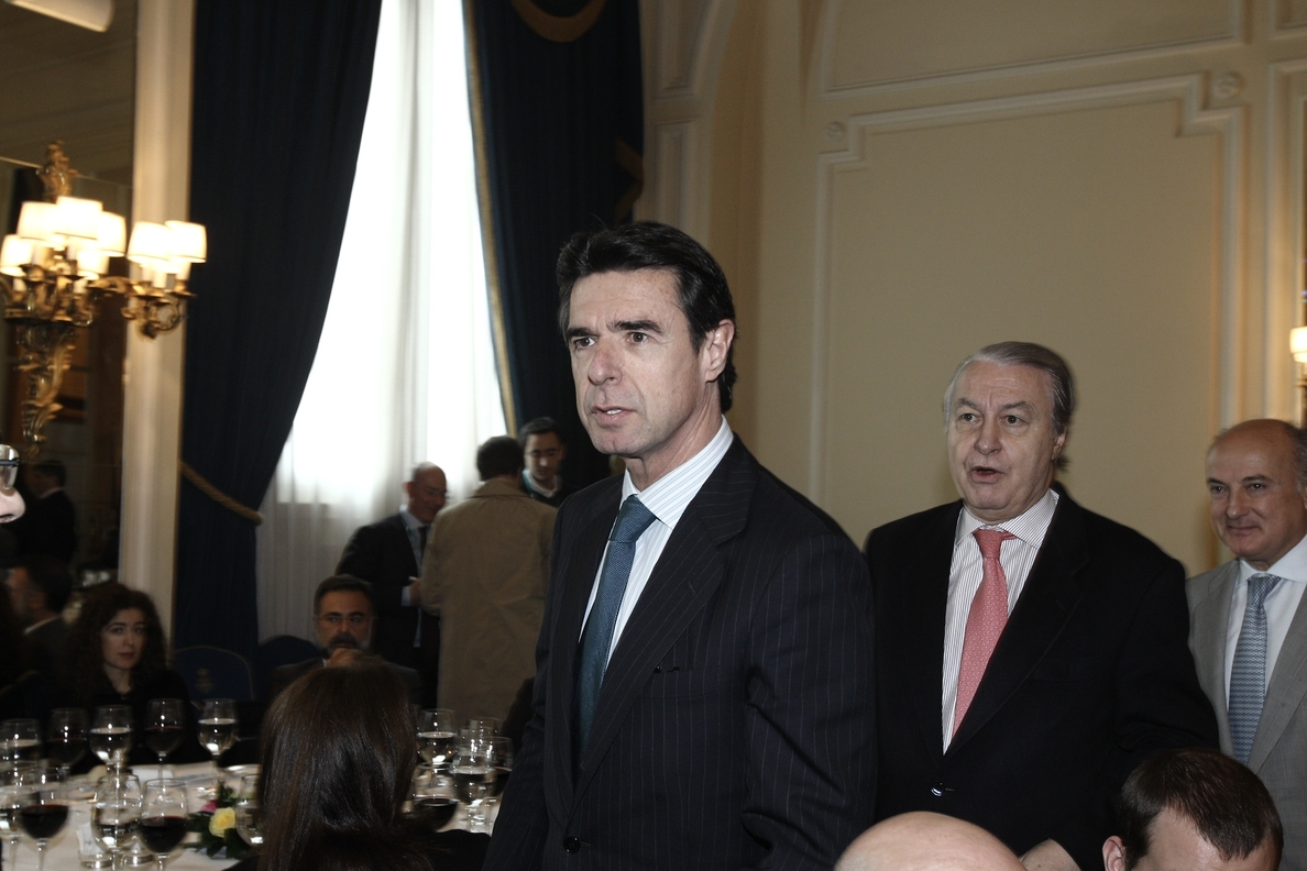Soria afirma que 2014 será el año de la «salida de la crisis»