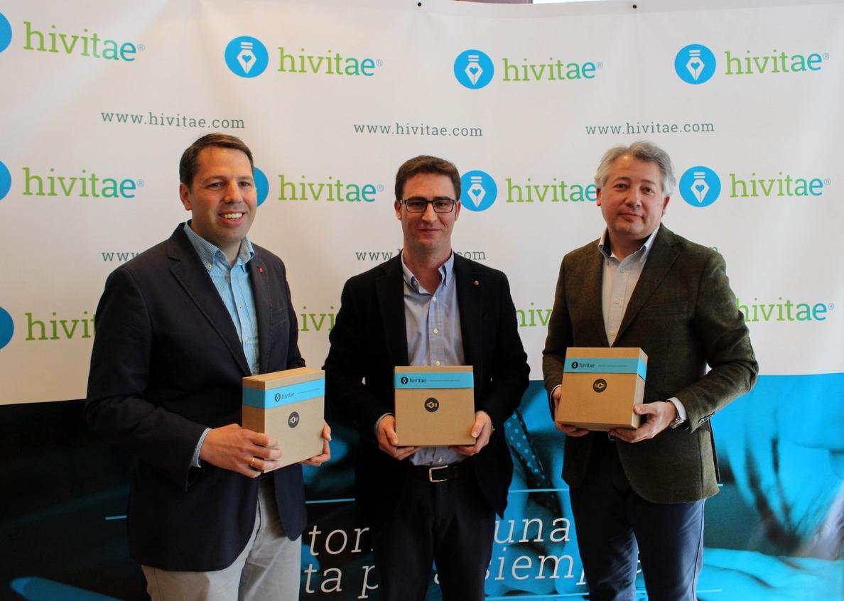La nueva aplicación Hivitae permite escribir e imprimir libros personalizados