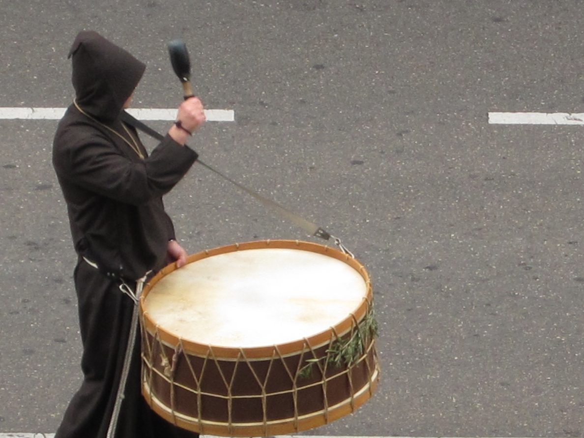 Diez cofradías y 900 cofrades participarán este año en la Semana Santa de Tarazona