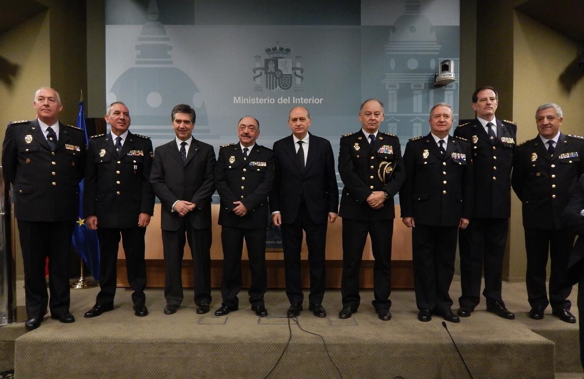 El comisario Angel Riesco jura su cargo como jefe superior de Cantabria