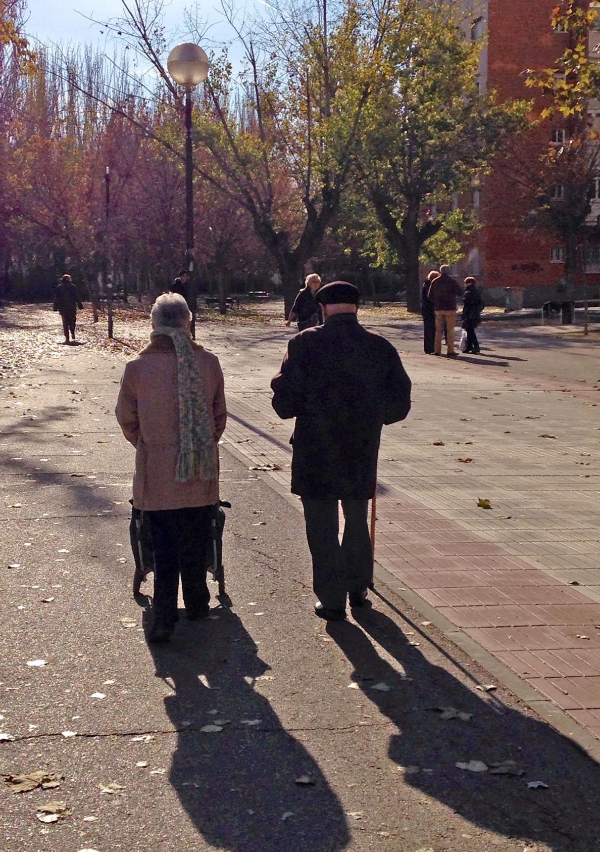 El número de pensionistas sube a los 9.159.750 y marca un récord histórico