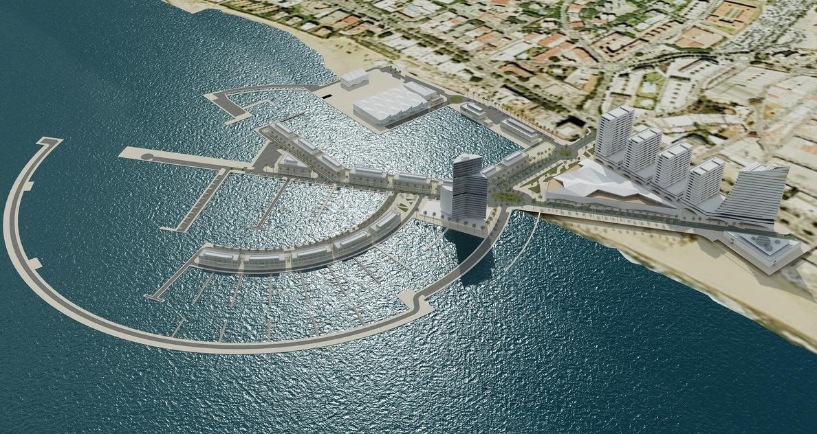 El jeque no presenta recurso de reposición contra multa de 50.000 euros por ampliación del puerto La Bajadilla (Málagaq)