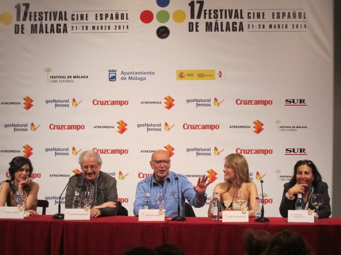 »El oro del tiempo» el conflicto entre amor, muerte y tiempo llega al Festival de Málaga