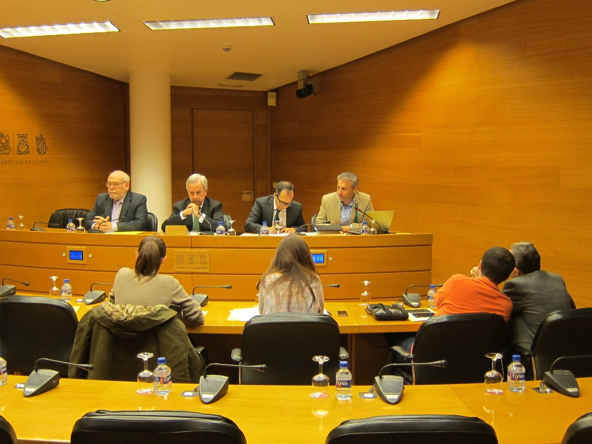 La comisión de la CAM de Cortes valencianas volverá a pedir la comparecencia de dos inspectores del Banco de España