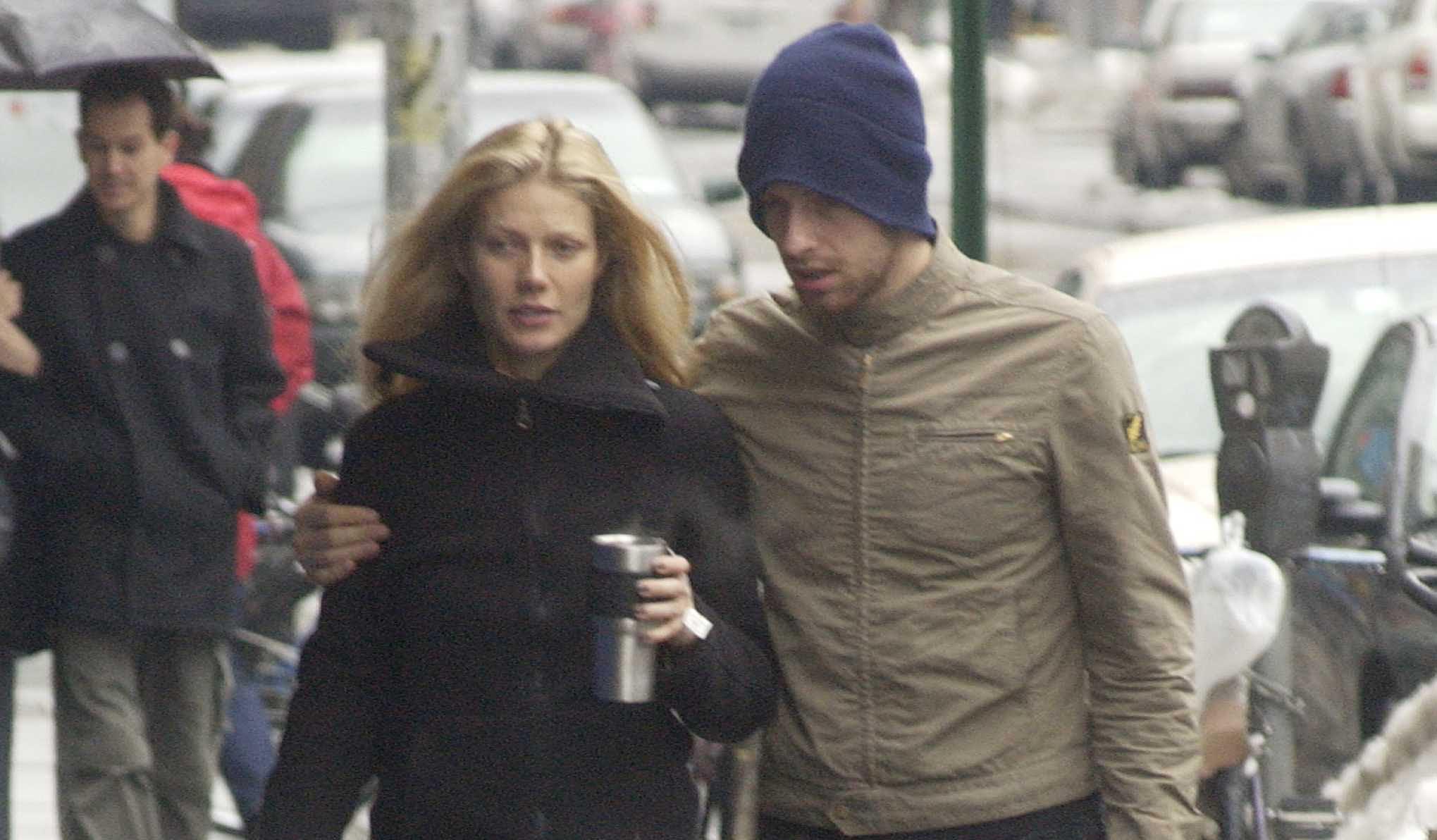 Gwyneth Paltrow y Chris Martin se separan tras 11 años de casados