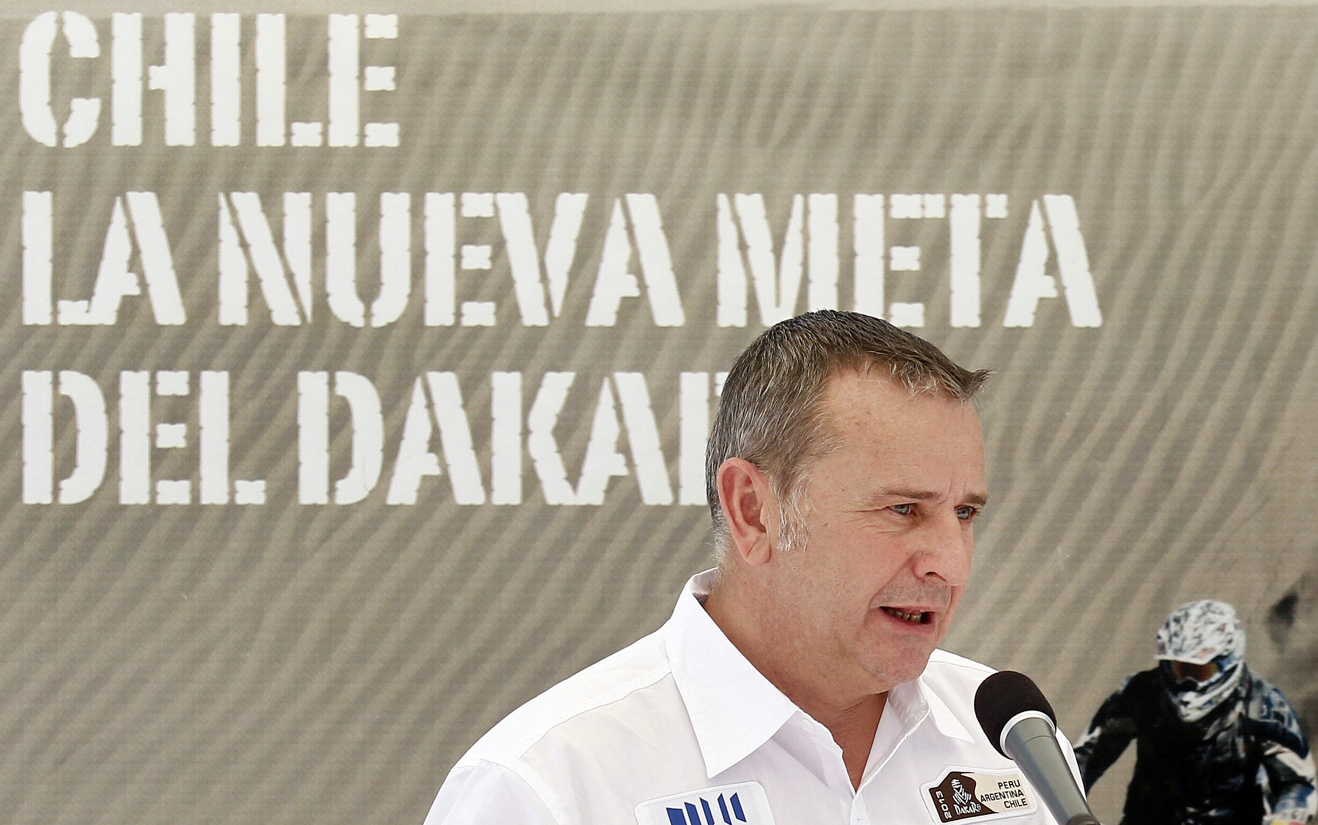 El Dakar «maratoniano» de 2015 saldrá desde la Casa Rosada de Buenos Aires