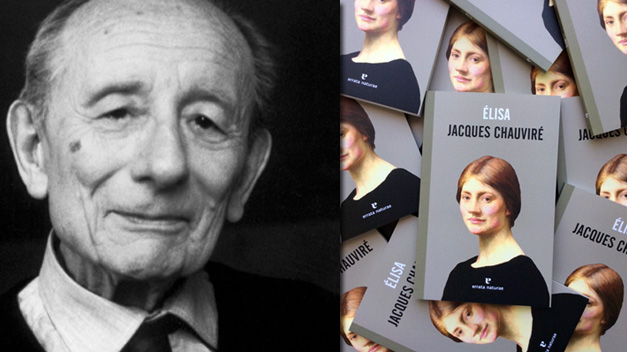 Se publica »Élisa», el relato de la infancia del humanista francés Jacques Chauviré