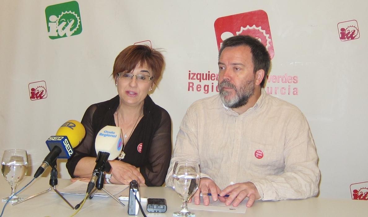 IU-Verdes pedirá el jueves en el Pleno que se recupere el turno de tarde en el centro de Salud del Carmen