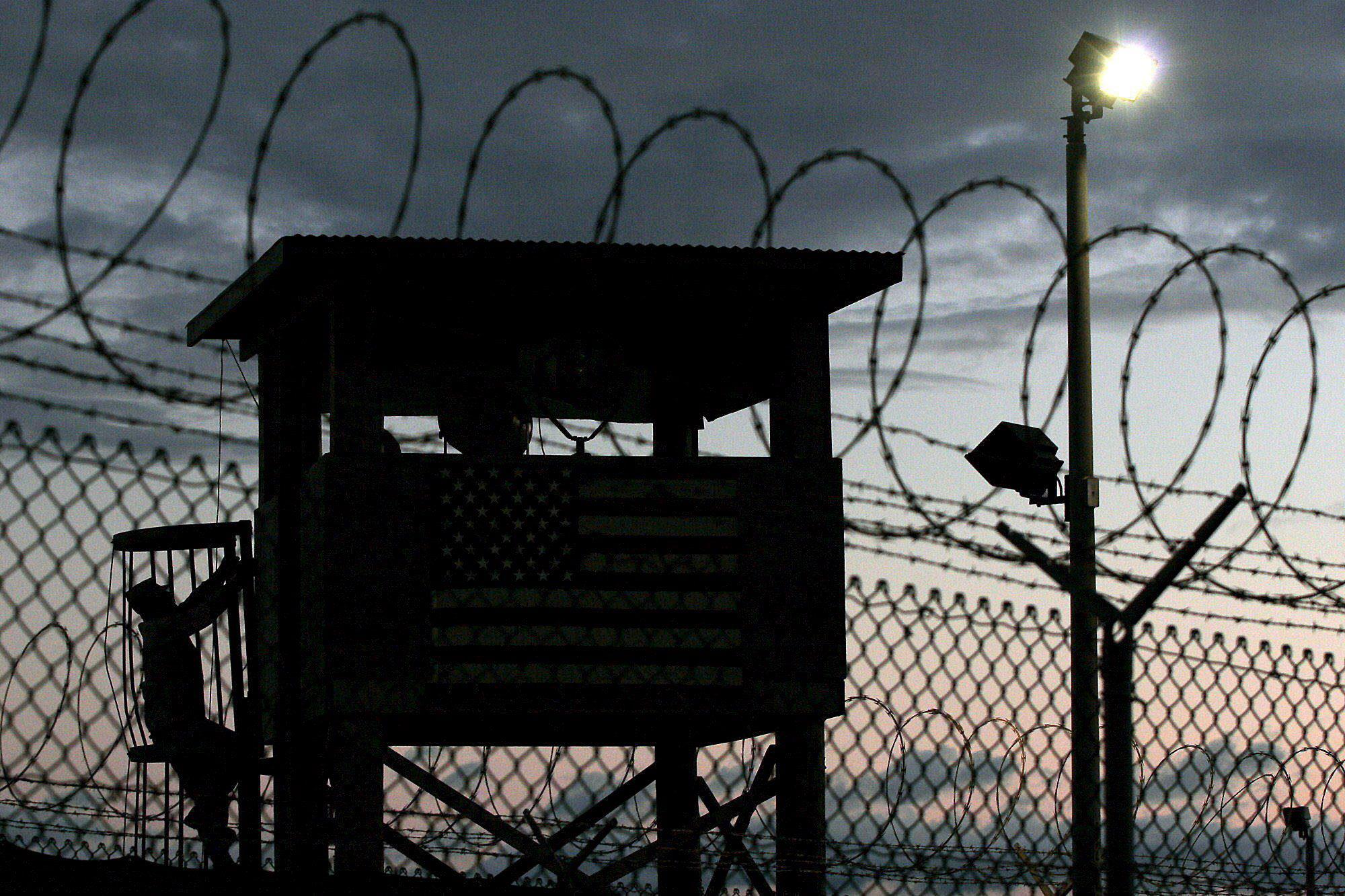 Guantánamo, la prisión donde no se puede morir de hambre