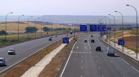 La autopista Cartagena-Vera, la única que elevó el número de usuarios al inicio de 2014