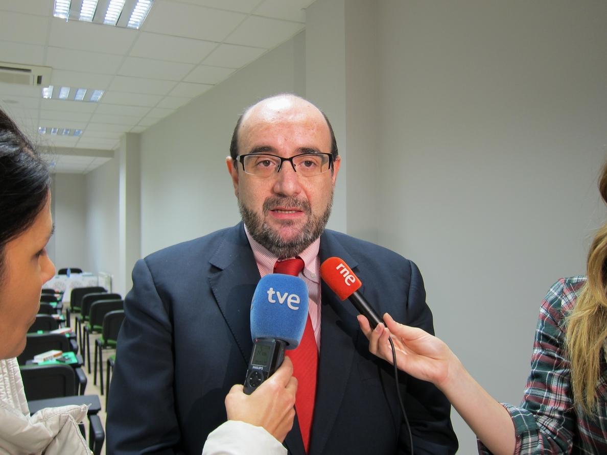 El presidente nacional de CSI-F pide a la Junta de CyL la devolución «ya» de la extra devengada de 2012