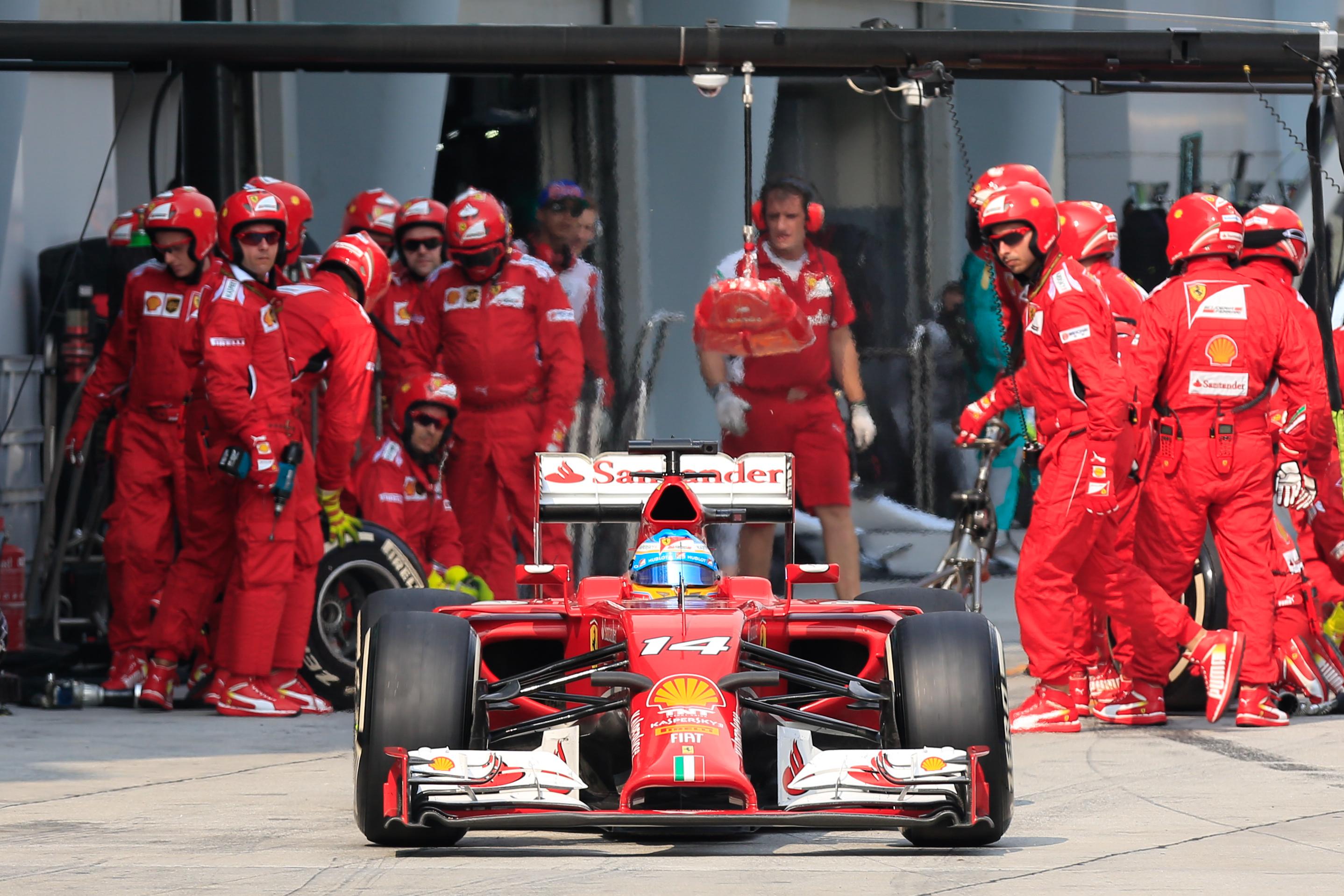 Sigue en directo la clasificación del Gran Premio de Bahréin