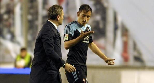 Charles, con fractura nasal, y Álex López, dudas para el duelo ante la Real Sociedad