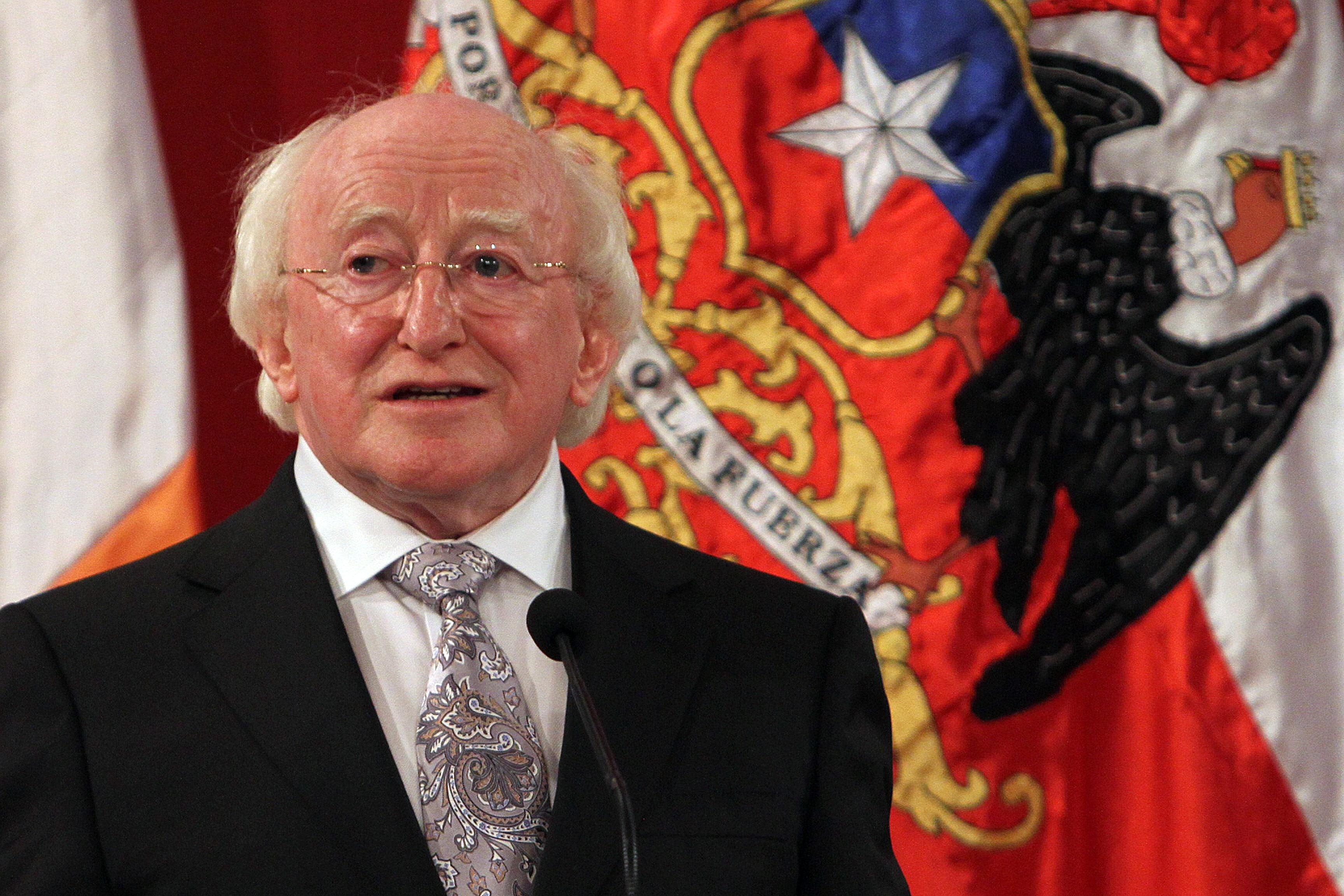 Martin McGuinness asistirá al banquete de Estado ofrecido por Isabel II