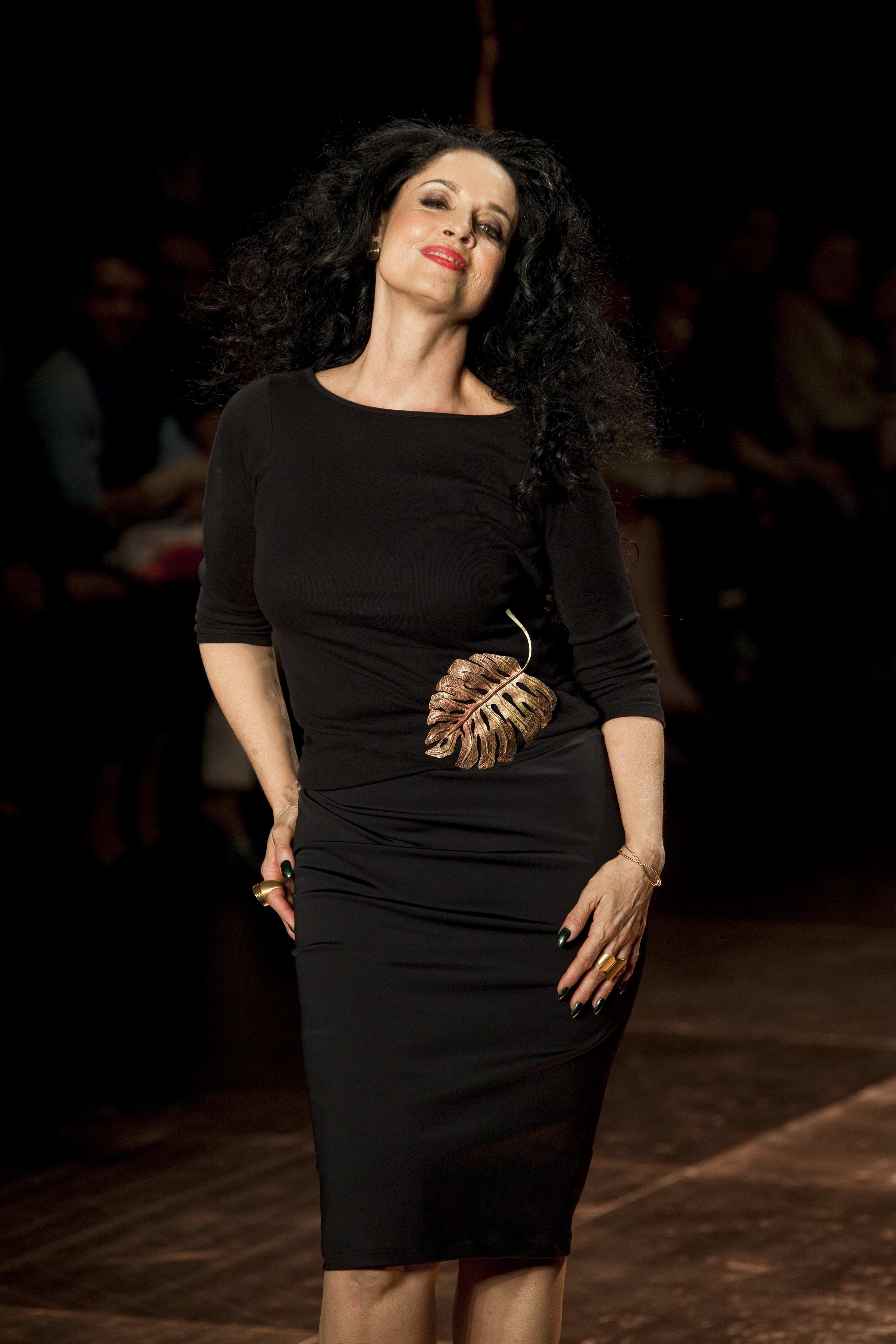 La actriz brasileña Sonia Braga recibe el honorífico de los Premios Platino