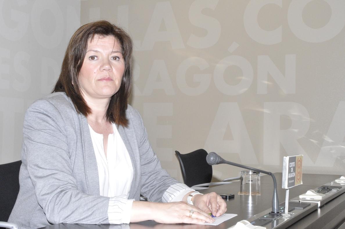 CHA presentará una enmienda a la totalidad al proyecto de ley de reforma del Ingreso Aragonés de Inserción