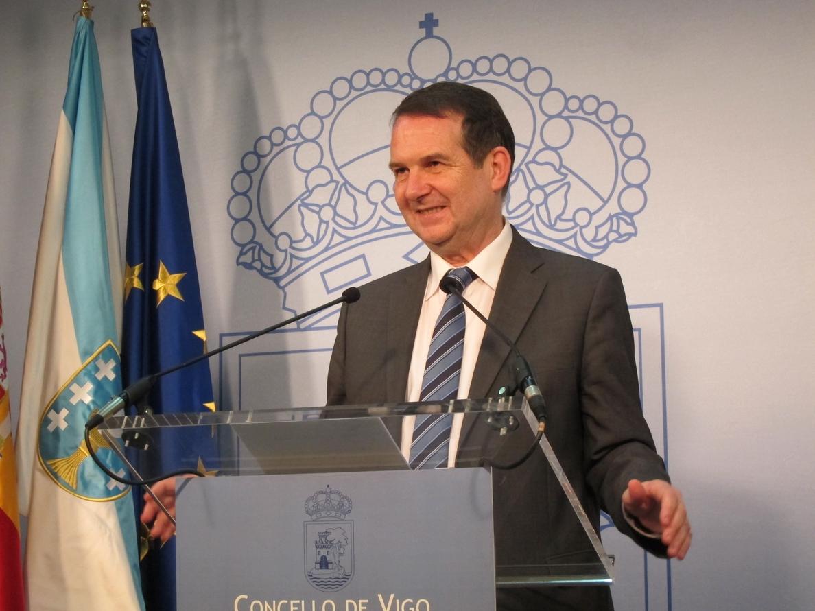 Caballero anuncia una «gran movilización» para exigir que Vigo sea la sede principal del poder judicial de Pontevedra