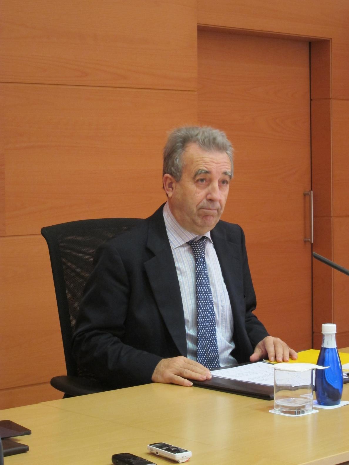 Cerdá valora la «concordia» y el diálogo social expresado por Garre para «resolver los problemas»