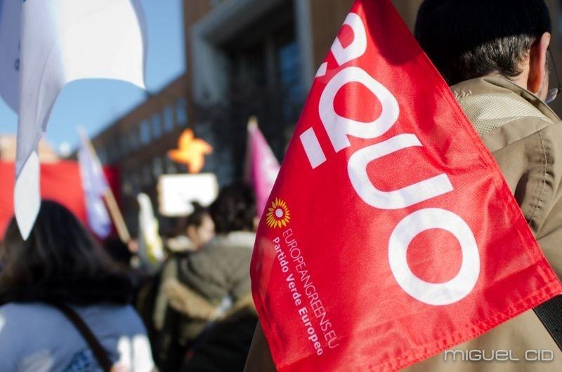 Compromís, Equo y Chunta Aragonesista presentan mañana en Madrid su alianza para las europeas