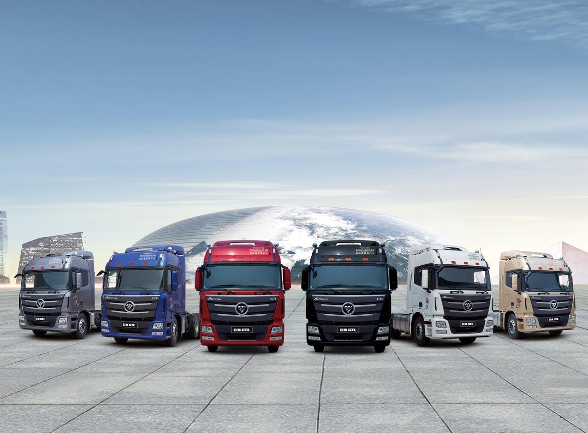 Daimler Trucks produce 150.000 unidades en China