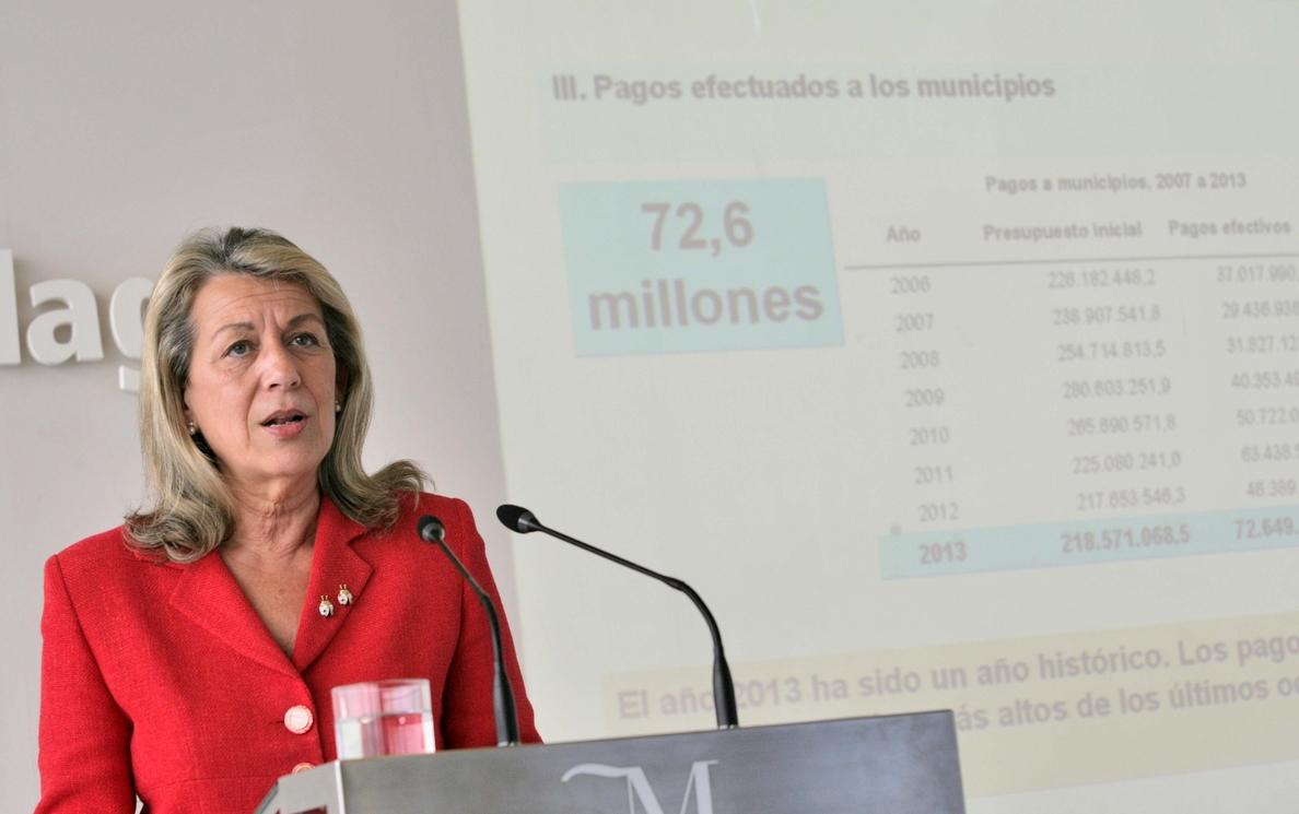 Diputación cree «histórica» la liquidación del presupuesto de 2013 y destaca la reducción de la deuda financiera
