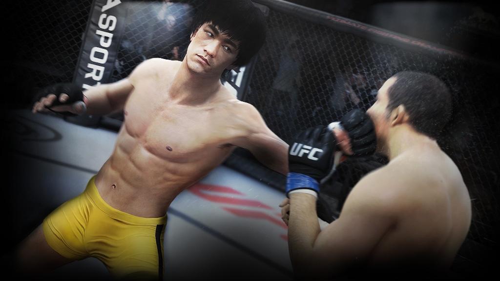 EA Sports resucita a Bruce Lee en Ultimate Fighting Championship