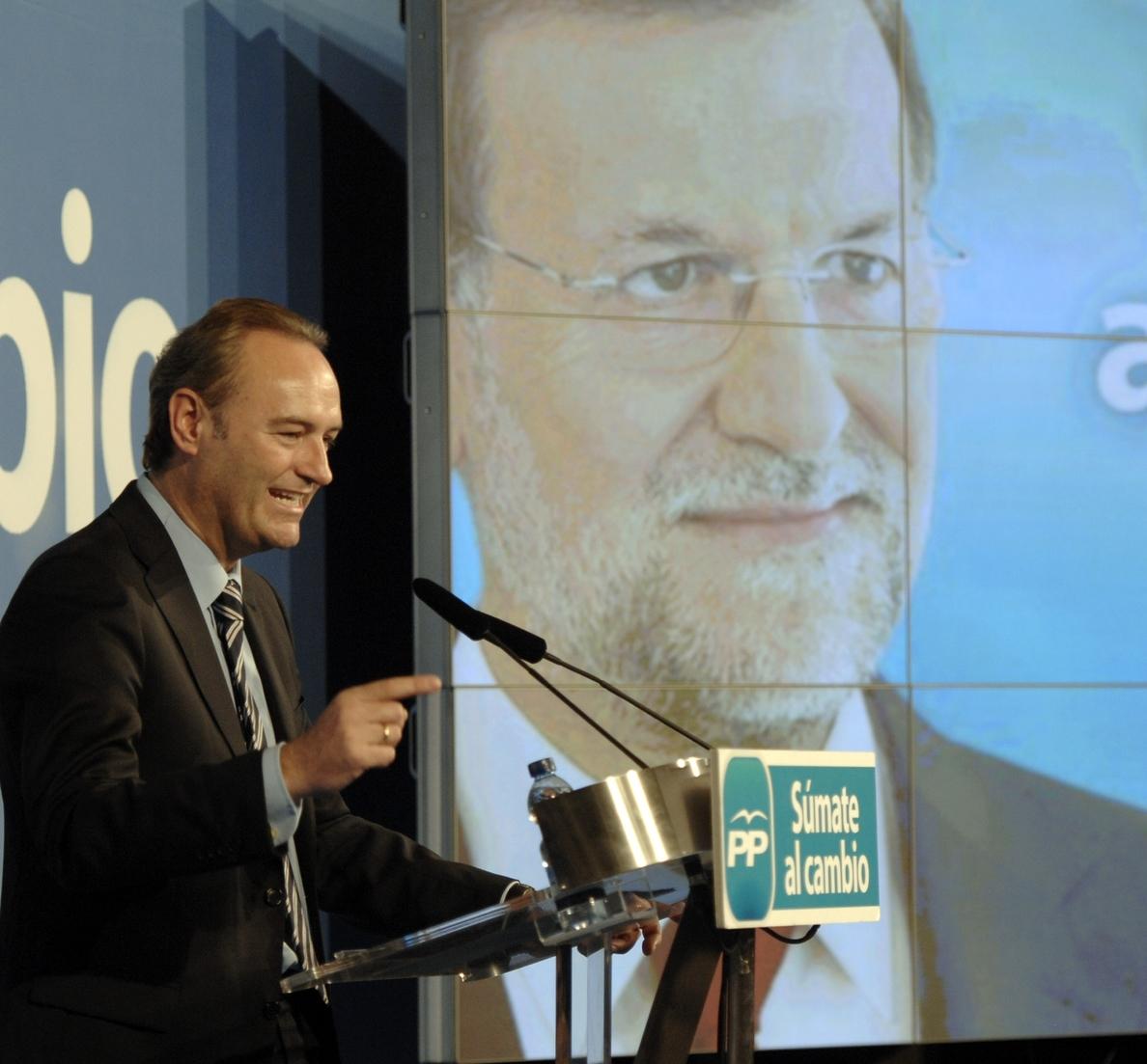 Fabra destaca el compromiso de Rajoy y Montoro para revisar la financiación y «dar a todos las mismas oportunidades»