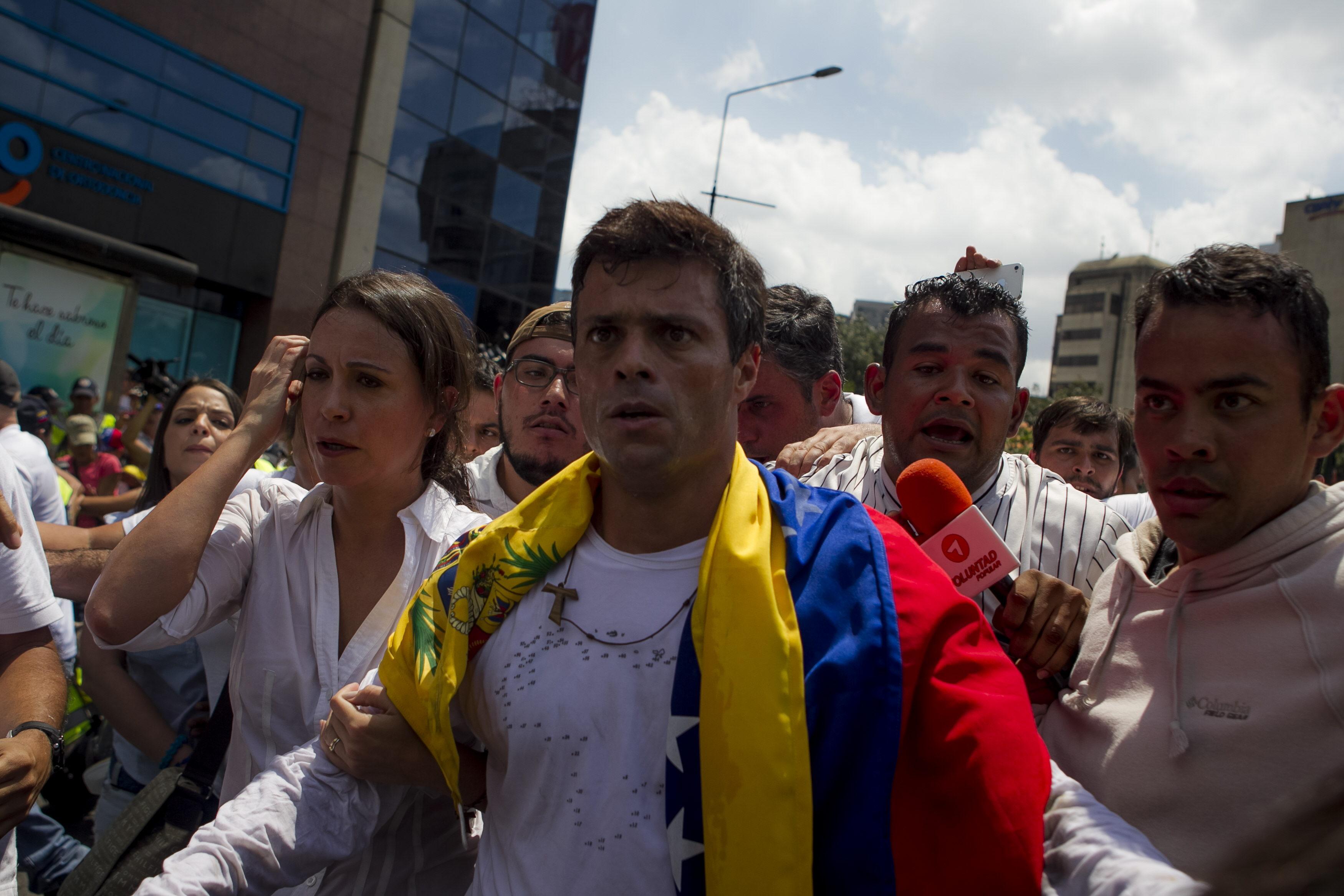 La justicia de Venezuela es uno de los ejemplos más burdos de la falta de independencia judicial