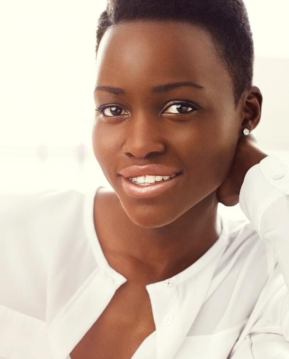 Lupita Nyong»o, la reina no solo de las firmas de moda sino de las de belleza