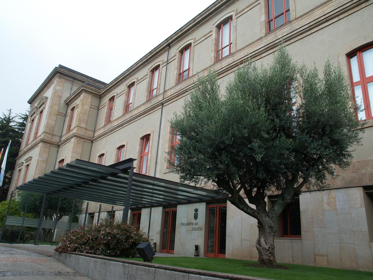 El Parlamento de Galicia acogerá este martes una campaña de donación de sangre promovida por el CTG