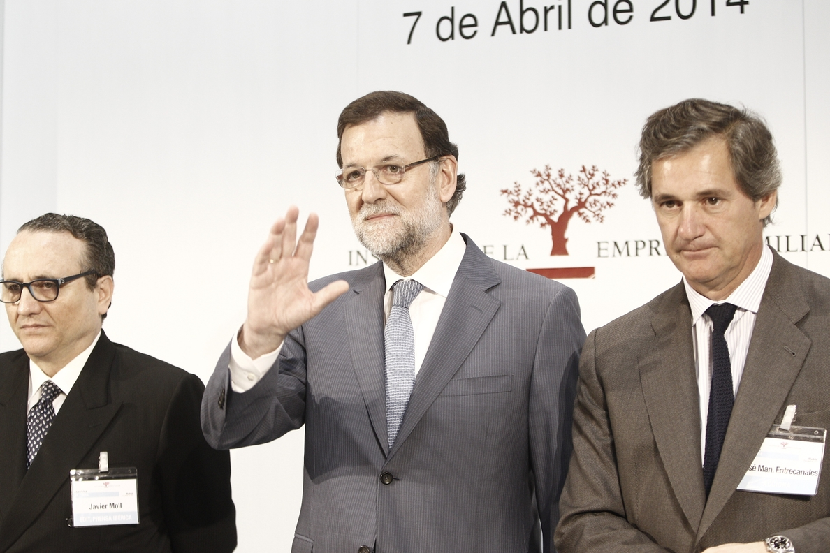 Rajoy dice que el BCE puede actuar para un tipo de cambio y una inflación más favorables