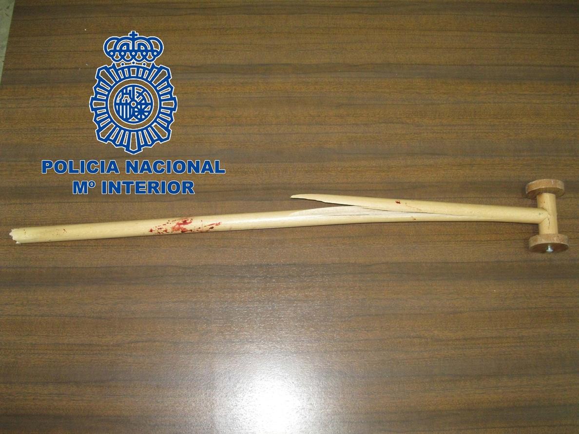 Seis detenidos en una reyerta en Badajoz cuando un hombre recriminó a otro su maltrato a un perro