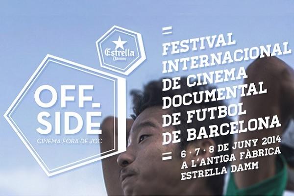 La primera edición del festival Offside sobre documentales de fútbol proyectará 9 audiovisuales