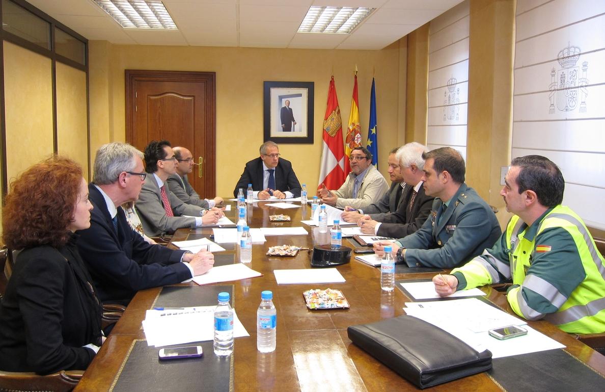 Un total de 543 personas formará el operativo de seguridad en Villalar (Valladolid)
