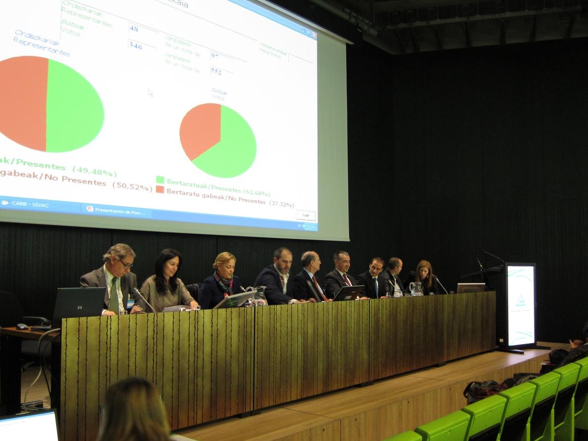 La Asamblea del Consorcio de Aguas aprueba el plan de inversiones 2014-17 de 268 millones de euros