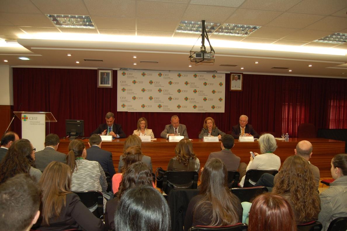 Más de 150 alumnos participan en el 11º Congreso Internacional de Estudiantes de Ciencias Experimentales