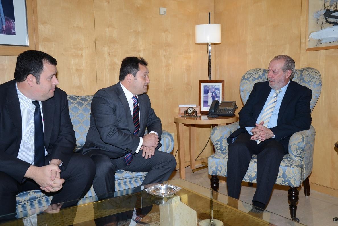 La Diputación apoyará la promoción de los productos de la provincia en Carrefour